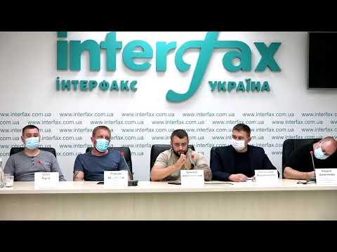 Announcement by movement of Kyiv veterans of general meeting of veterans of Russian-Ukrainian war