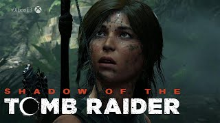 Shadow Of The Tomb Raider Story Trailer   Xbox E3 2018 Press Conference