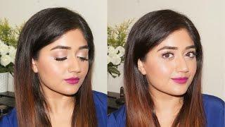 MAC Makeup Tutorial | Makeup For Indian Skin | Corallista