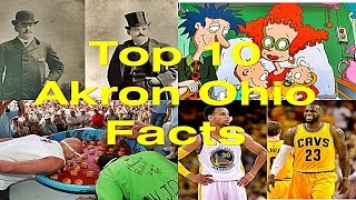 Top 10 Akron Ohio Facts You Probably Didn't Know