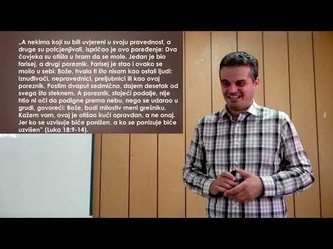 Zdravko Vučinić: Izigravanje Božje volje – legalizam i farisejstvo (5)