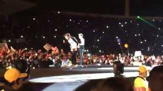 One Direction en Chile - Why don´t we go there (30/04/2014)