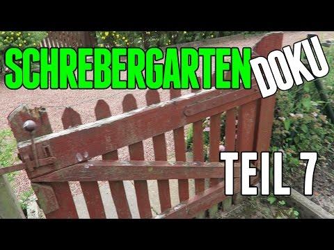 Schrebergarten Doku Teil 7 neues Gartentor #247