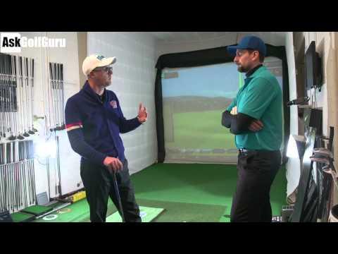GAME GOLF Winner James Whitehurst Golf Lesson