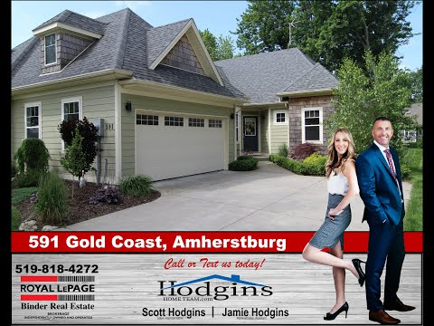 591 Gold Coast, Amherstburg