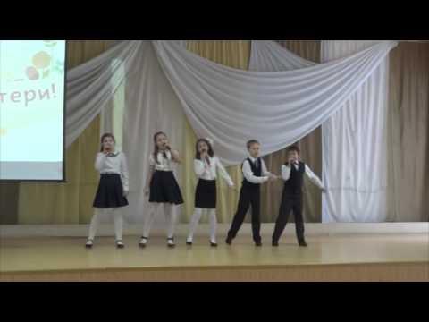 """Песня """"Перемена"""" в исполнении младшей вокальной группы """"Звезда"""""""