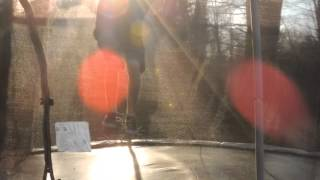 Wakeboarding Practice - Trampoline Session