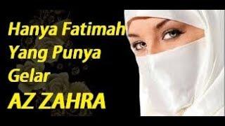alquranfuzziblog: Arti Nama Zahra Dalam Alquran