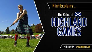 The Rules of Scottish Highland Games - EXPLAINED!