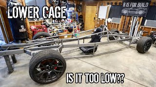Building A Custom Single Seater Supercar Part 3