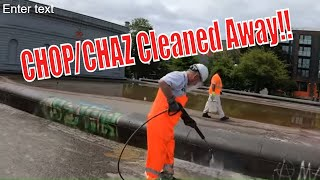 Inside Look at Cleanup of Seattle's CHOP/CHAZ -  w/ Police Escort
