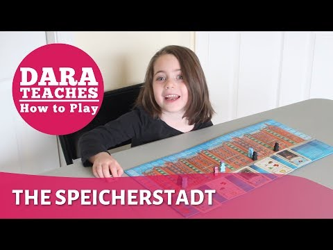 Dara Teaches How To Play: The Speicherstadt