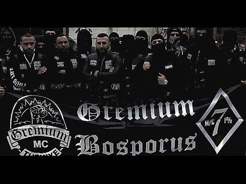 Gremium Bosporus Türkiye motorcu çetesi (mc Desed) part 2