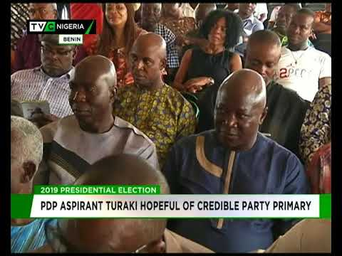 PDP aspirant, Turaki hopeful of credible party primary