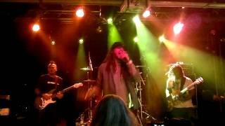 Ziggi Recado & The Renaissance Band - Get Out Live @ De Kelder Amersfoort 2/12/2011