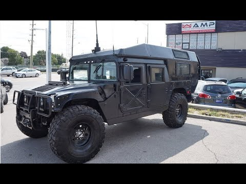 Buy Used Cars Toronto >> 1995 Hummer H1 6.5L DIESEL (NOT HUMVEE!!) EXPEDITION/CAMPER! | Cars & Trucks | City of Toronto ...