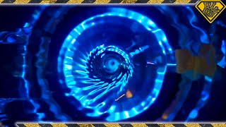 How To Make a Giant Flaming Vortex Fountain