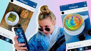 TRYING INSTAFAMOUS FOODS