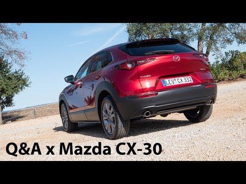 2019 Mazda CX-30: Eure Fragen - Larissa und Fabian antworten - Autophorie