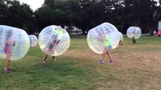 Bubble Soccer USA - Girls Round