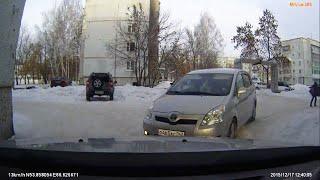 Подборка ДТП / Зима 2015-16/ Часть 169 - Car Crash Compilation - Part 169