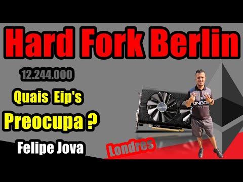 Hard Fork ETH  Berlin, Como Fica a Mineração