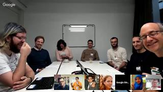 English Google Webmaster office-hours hangout IRL