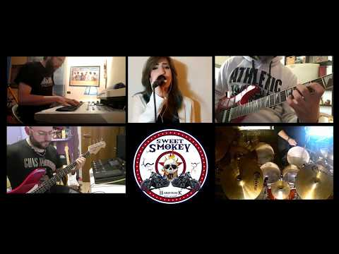 Sweet Smokey Hard Rock cover band Catania Musiqua