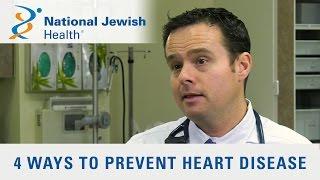 4 Ways to Prevent Heart Disease