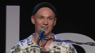 Why I Left My High Paying Job to Become a Street Musician | Morf  | TEDxKlagenfurt