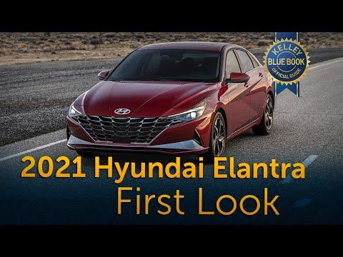 External Review Video 02SgbBfKKL0 for Hyundai Elantra & Elantra Hybrid Compact Sedan (7th-gen, CN7, 2021)