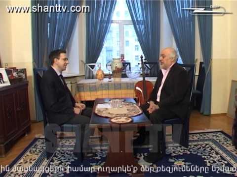 Աշխարհի հայերը/Ashxarhi Hayer-Konstantin Orbelyan 29.03.2015