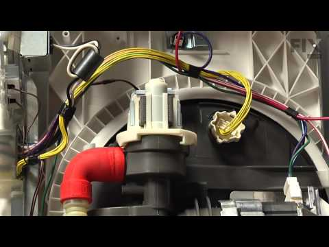 Circulation Pump Grommet Replacement Kitchenaid Dishwasher Repair