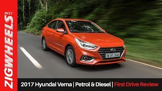 Hyundai Verna Price Reviews Images Specs 2018 Offers Gaadi