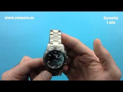 Rellotge TISSOT T Touch II nou a estrenar