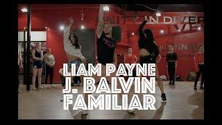 Liam Payne, J. Balvin   Familiar | Hamilton Evans Choreography