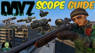 Ranging and Scope Guide for DayZ PC, Xbox, and PS4