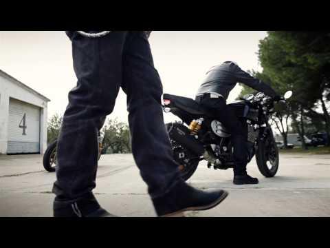 2015 Yamaha XJR1300 Racer