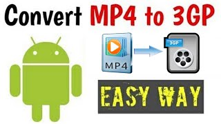 Convert Full HD Video Into Mp4, 3gp etc... in Mobile Phone || Professional Video Converter