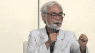宮崎駿監督ノーカット引退記者会見