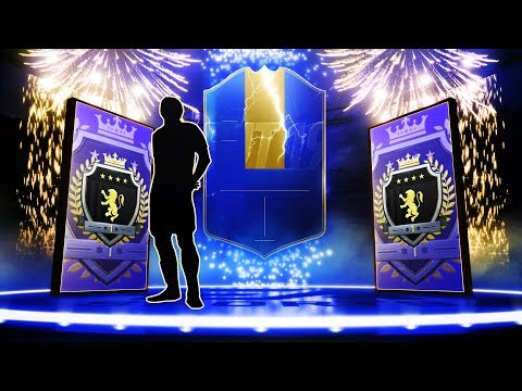 TWO WALKOUTS & TOTS IN PACKS! ELITE 1 SQUAD BATTLES REWARDS! #FIFA19 ULTIMATE TEAM