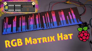 RGB Matrix Hat для Raspberry Pi
