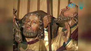 Anno – Stadsgids Hub Geurts vertelt over het interieur van de Sint Petruskerk