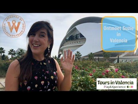 Video Tours in Valencia, ontmoet Suzie jouw Nederlandse gids in Valencia (Dutch)