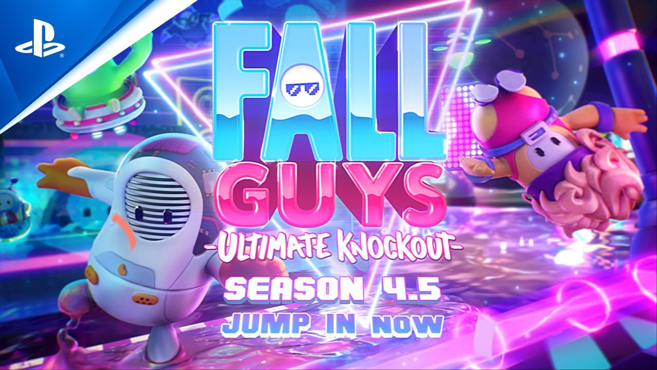 Top tips to tackle Fall Guys Season 4.5's new Rounds