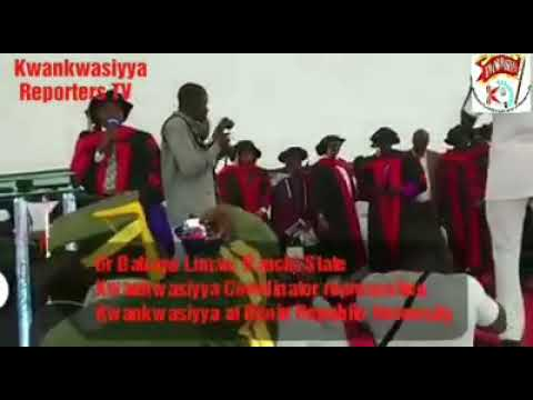 Ankaddamar Sababbin Daliban Kwankwasiya Daga Kwankwasiya Foundation