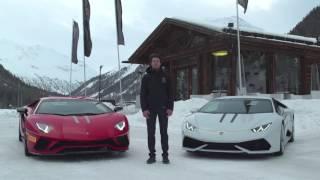 Lamborghini Accademia Tutorial Video: 360 exercise