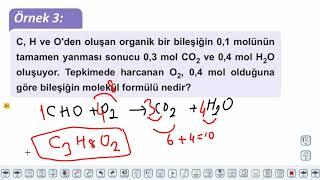 Eğitim Vadisi AYT Kimya 11.Föy Karbon Kimyasına Giriş 1 Konu Anlatım Videoları
