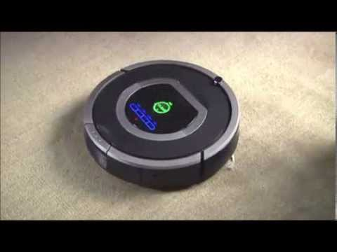 [Best Price] iRobot Roomba 770 Vacuum Cleaning Robot For Pets And Allergies