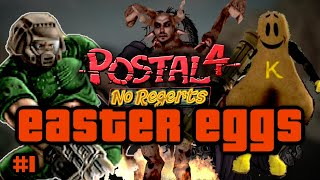 POSTAL 4 Easter Eggs, Secrets And References (Early Access)